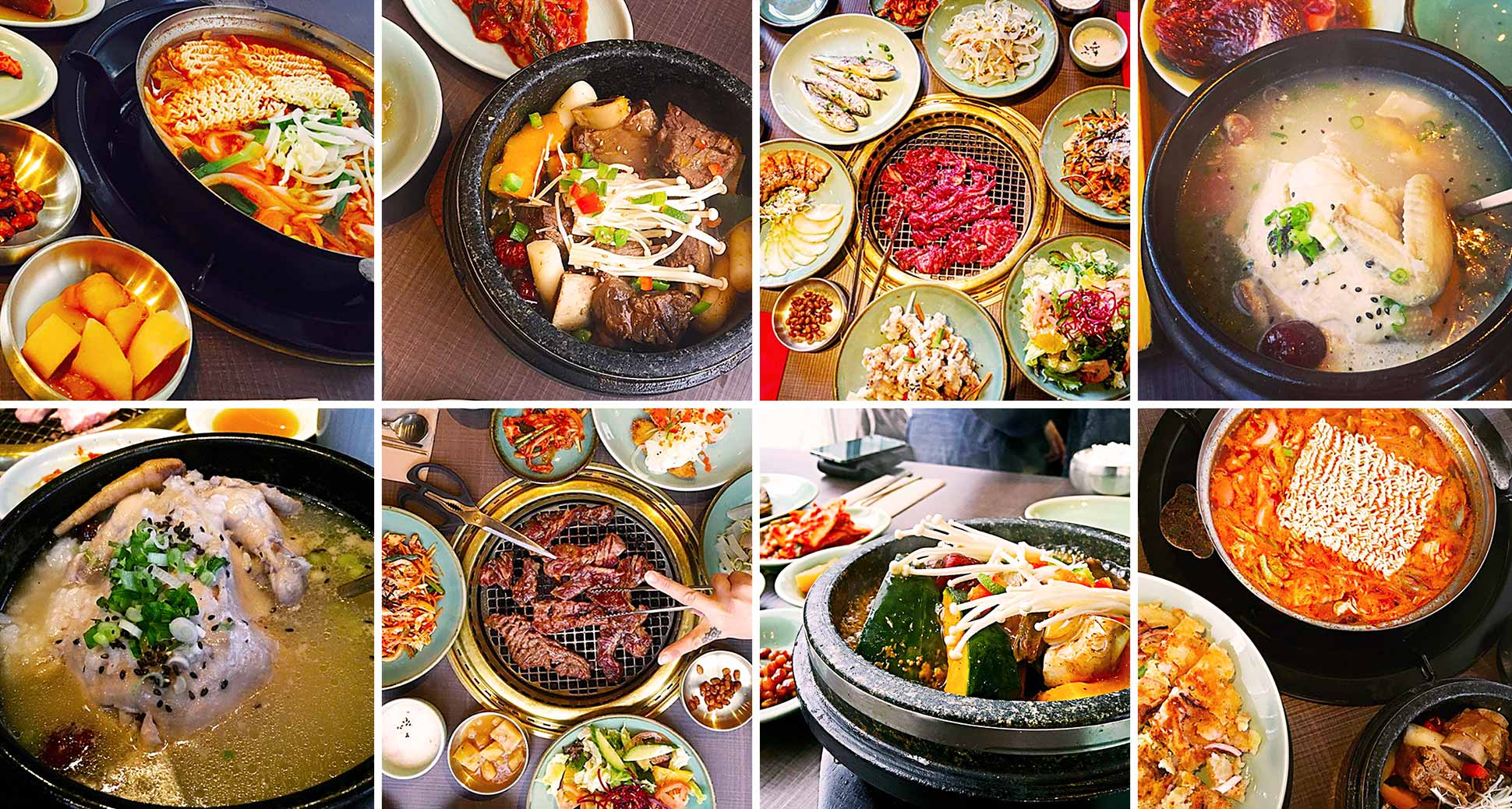 4 Best Korean Food For When It's Cold Outside