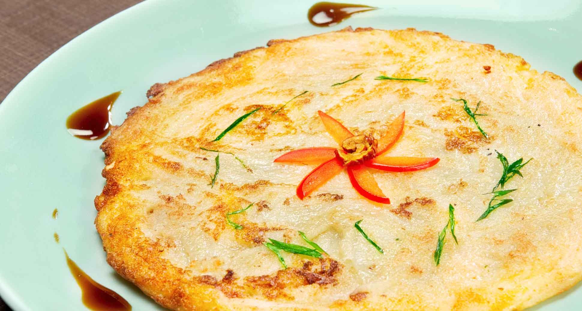 Korean Potato Pancake – Perfect Winter Comfort Food