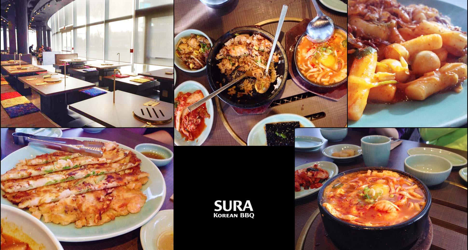 Nomss covers sura korean bbq restaurant