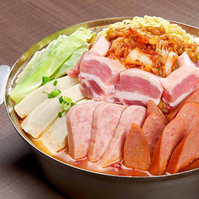 Korean Army Hot Pot