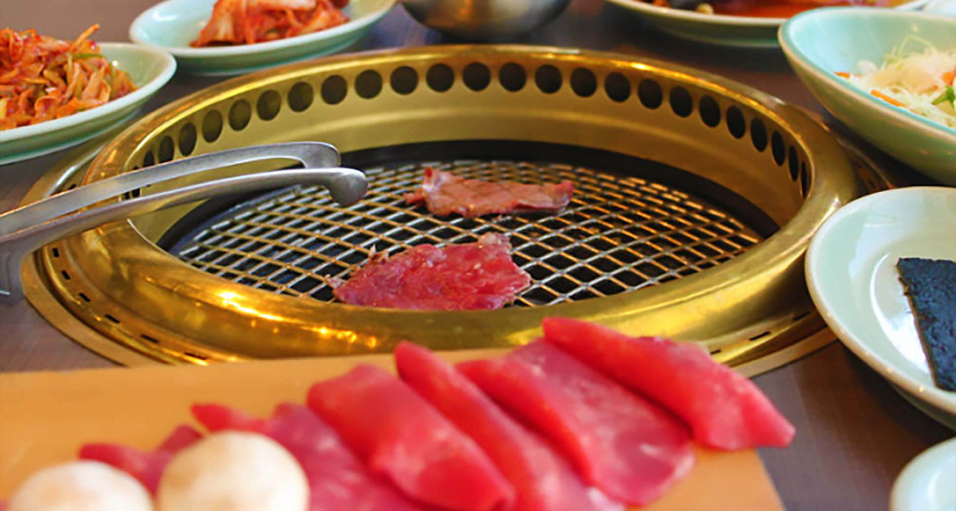 Sura korean bbq is featured in the barbecue lover's itinerary!