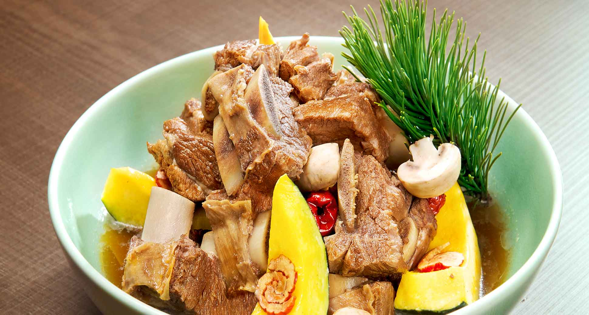 Galbi-jjim: perfect meal for any taste